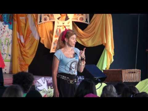 Frigide Barjot - Pentecôte 2012 - Partie 2