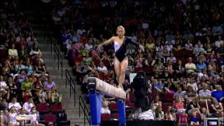 Shawn Johnson - Balance Beam - 2008 Visa Championships - Day 2
