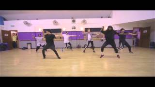 Steven Thompson | 'Late Night' Choreography