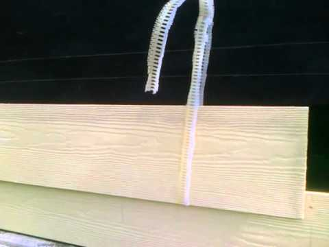 Hang Hardy Plank Using Homemade Hardy Plank Siding Hangers