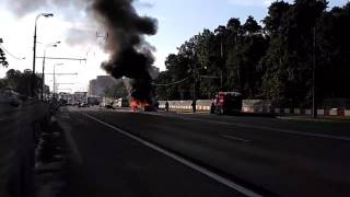Авария на волоколамском шоссе