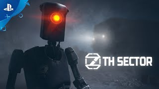 7th Sector - Teaser Trailer | PS4
