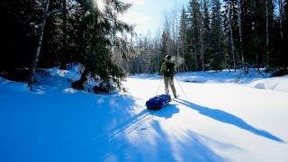 Sleep on the Snow - A Winter Overnight