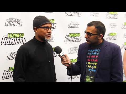 Exclusive  With The Walking Dead's Seth Gilliam At Toronto Comicon 2018