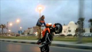 """Amazing Bike Riding Skills In Libya """" Nouri Al-Shaikh """""""