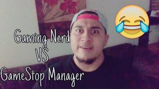 Gaming Nerd Goes Crazy On Gamestop Manager😂 Reaction Time