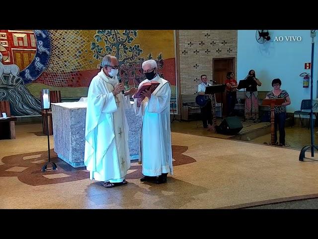 Missa e Novena a Santa Rita 21/10/2021
