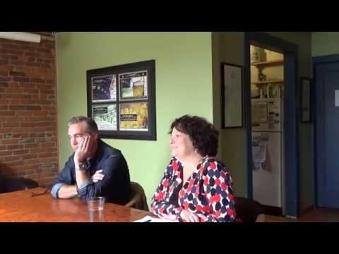 Endorsement Interview—Scott Ramsay and Barb Campbell