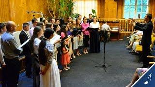 Dei Gratia - Melodia &quotCantul meu este doar pentru Tine&quot - AZSMR-Bucov