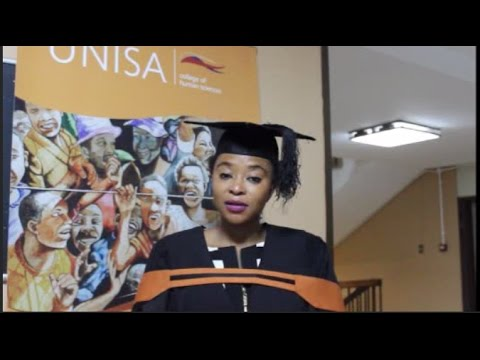 Skeem saam actress graduates from Unisa