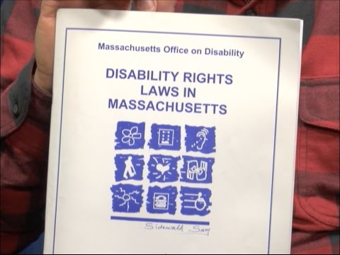 Councilor Seeks To Revive Council on Disabilities