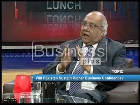 Business Lunch with Host Mahnoor Ali (23 November 2016)