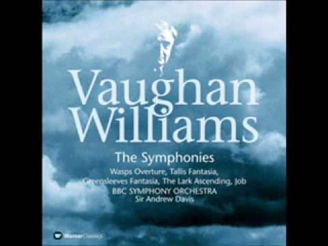 Vaughan Williams: Job - A Masque for Dancing : Scene III : Minuet of the Sons of Job and Their Wives