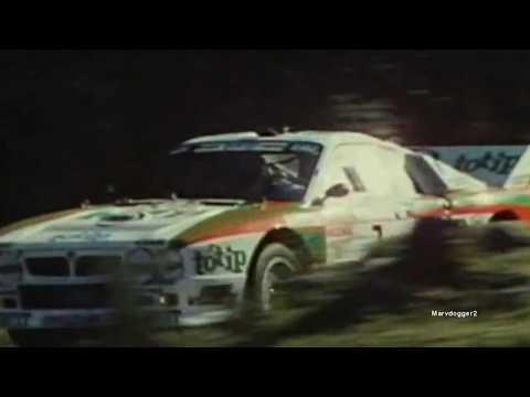 1985 World Rally Championship - Group B
