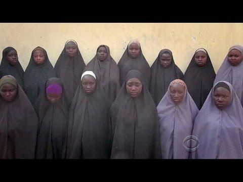 New video shows kidnapped Nigerian schoolgirls