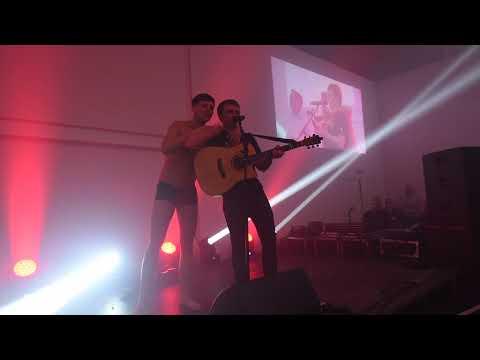 Jamie Webster & Jamie Carragher - Virgil Van Dijk Song - BOSS Night - Liverpool - 09.02.19