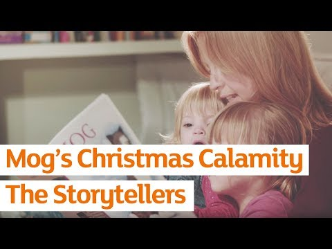 Mog's Christmas Calamity - The Storytellers | Sainsbury's