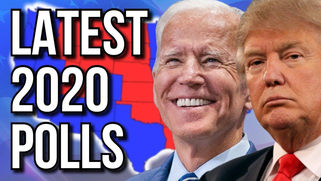 2020 Electoral Map Based On The Latest Polls   Biden Wins 350+ Electoral Vote Landslide