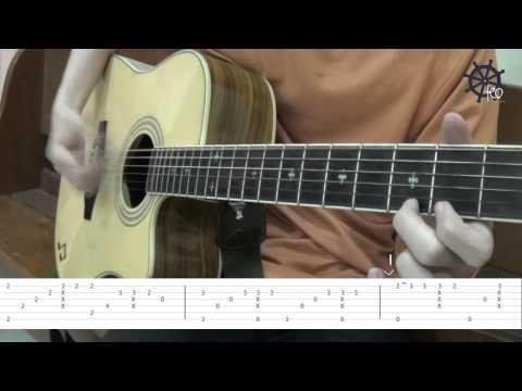 Belajar Fingerstyle (Mungkinkah - Stinky)