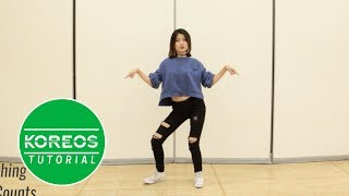 [Koreos] Chungha - Why Don't You Know Dance Tutorial (Mirrored) + Fall Auditions