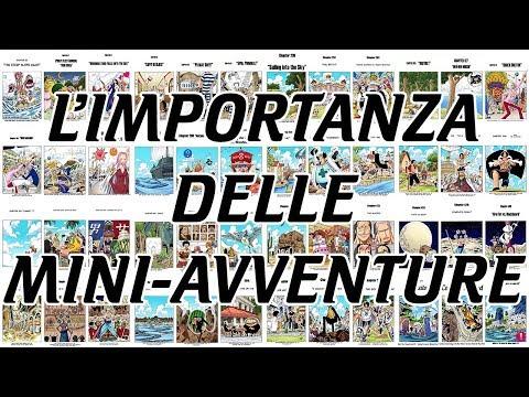 L'Importanza delle Mini-Avventure | One Piece Speculum #3