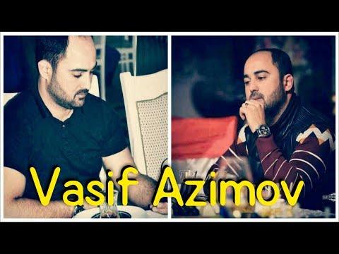 Vasif Azimov - Canli Qemli Şeir 2017