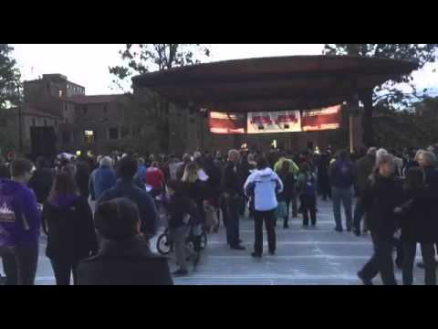 "My Country MY Vote ""LIVE"" Boulder CO GOP Debate KUHS Radio/TV Denver"