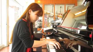 Batu Pahat BP Chamber Music Studio Academy Instrument Grand Piano 三角钢琴 峇株吧辖音乐中心iBatuPahat.com3