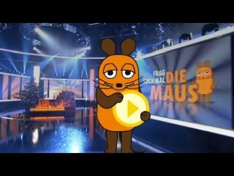 Frag doch mal die Maus! Die große Familienshow - vom 09.04.2016 ganze Show