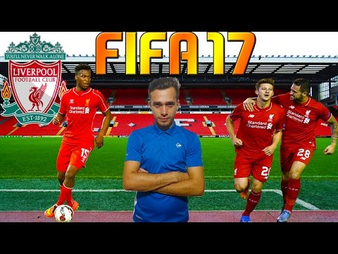 Incepem Aventura Pe Anfield Road - FIFA 17 Manager Career