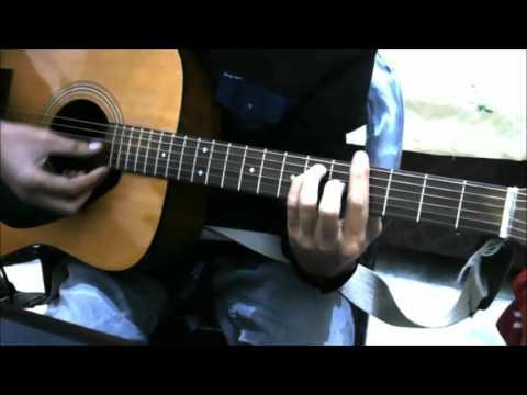 THE Humma Song - A.R Rahman - Ok Jaanu GUITAR COVER LESSON CHORDS - SHRADDHA ,ADITYA ROY ,