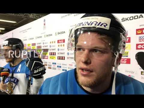 Slovakia: Finland Stun Russia To Reach Hockey World Championship Final