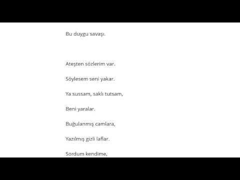 Aykut Kuşkaya   Nereye Kadar Şarkı Sözü