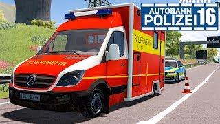 LKW-Fahrer springt von der Brücke! AUTOBAHNPOLIZEI-SIMULATOR 2 #16 | Police Simulator 2 deutsch
