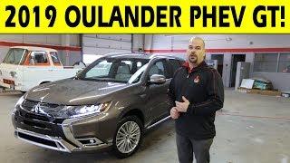 2019 Mitsubishi Outlander PHEV GT