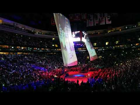 Philadelphia Sixers (Intro) Home Opener vs Boston October 20, 2017