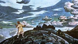Л И Уранова  - Легенда о Камне (картины НК Рериха, музыка ИФ Стравинского)