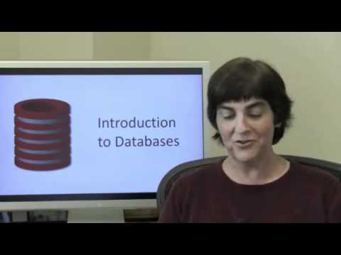 Introduction to Databases class by Stanford University