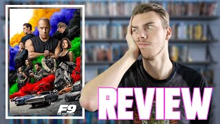 F9: The Fast Saga (2021) - Movie Review