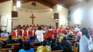 BLESSED HOPE MBC MASS CHOIR - EVERYTHING MOVES