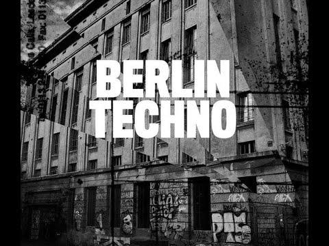 MINIMAL TECHNO BERLIN , Dantesk , Mixed By DEN + Tracklist