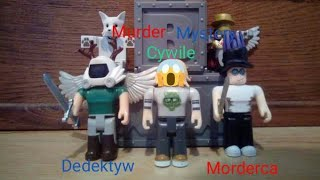 Murder Mystery 2 Figurki Roblox