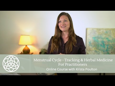 Women's Health - Menstrual Cycle-Tracking & Herbal Medicine For Practitioners