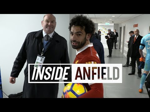 Inside Anfield: Liverpool 5-0 Watford   TUNNEL CAM
