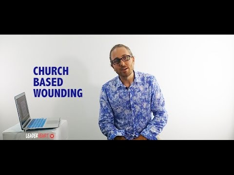 Healing Church Related Wounds with David Tensen