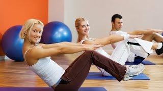 Фитнес упражнения для похудения в домашних условиях, накачиваем мышцы(Фитнес упражнения для похудения в домашних условиях, накачиваем мышцы. Это видео для девушек и женщин, реши..., 2015-05-10T14:42:47.000Z)
