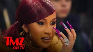 Cardi B Deactivates Twitter Due to Offset Backlash | TMZ TV