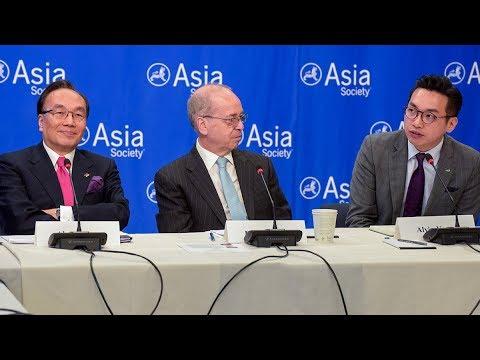 The Debate on Hong Kong's Future