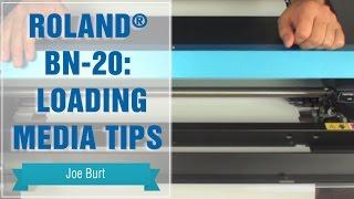 Роланд® БН-20: завантаження поради