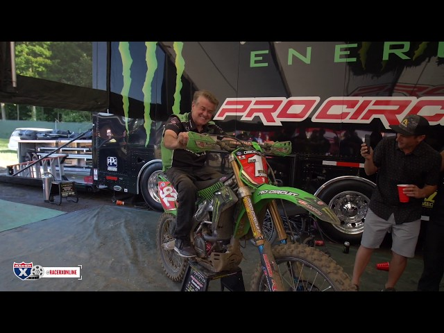 Racer X Films: Five Minutes of Fury!
